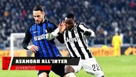 Juventus, visite mediche per Asamoah all'Inter