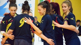 Volley: Volley Scuola,  e finaliste dell'Open: Democrito e Morgagni: sfida al Pacinotti Archimede