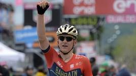 Giro d'Italia, Mohoric vince la decima tappa