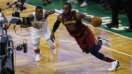 LeBron non basta, anche gara2 è dei Celtics