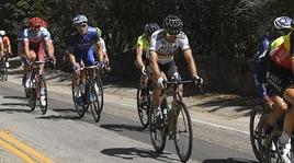 Giro della California: terza tappa a Skujins