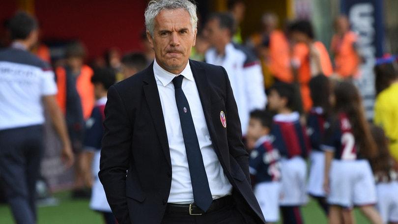 Bologna, faccia a faccia tra Donadoni ei tifosi a Casteldebole
