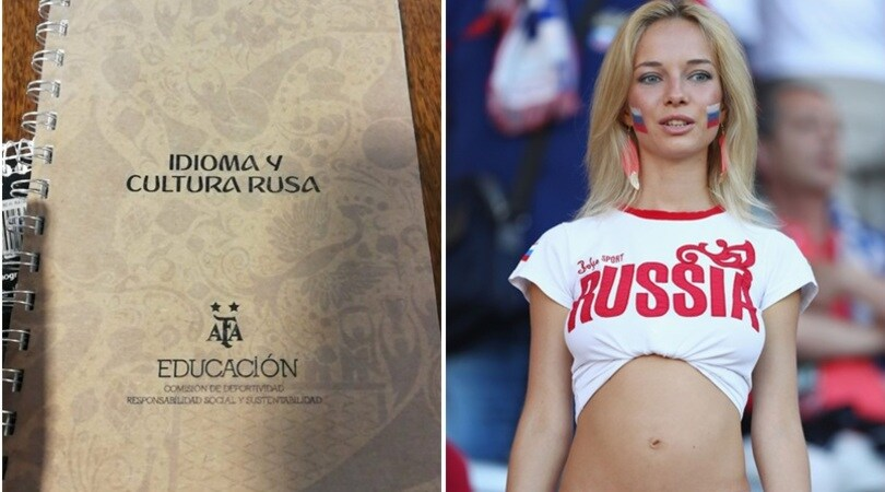 Manuale su come sedurre le russe. Bufera sull'Afa