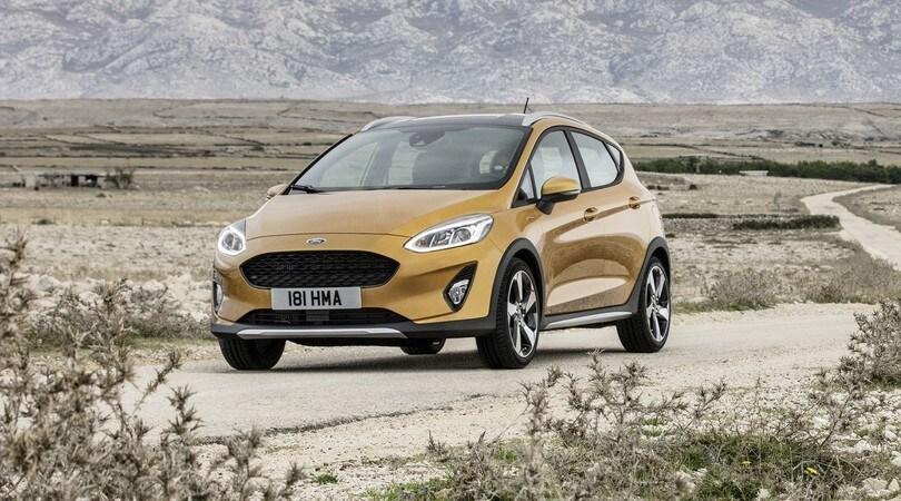 Ford Fiesta Active, la bestseller diventa crossover