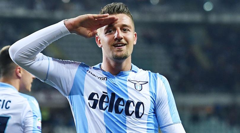 Lazio, «90 milioni dallo United per Milinkovic-Savic»