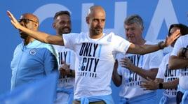 Manchester City, Guardiola: «Quest'anno soltanto uno o due rinforzi»