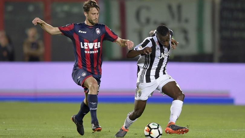 Serie A Crotone, Barberis: «Concentriamoci solo sul Napoli»