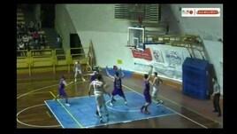 HL Gara 2 Semifinali Tabellone 2 - All Foods Fiorentina Basket vs Gessi Borgosesia