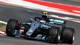 F1 test Barcellona, Day 2: tiene Bottas, Giovinazzi sempre 2°