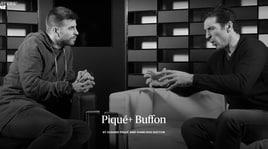Juventus, Buffon a Piqué: «Ritiro? Non voglio fare brutte figure»