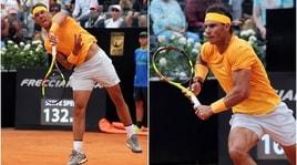 Internazionali d'Italia, Nadal vittoria da record