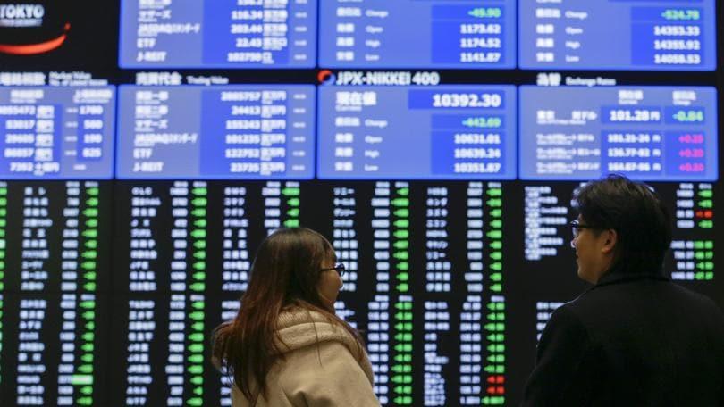 Borsa: Tokyo chiude in rialzo (+0,53%)
