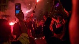 Incidenti a Lione dopo la finale: 21 arresti