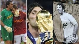 Buffon, leggenda della Juve e della Nazionale