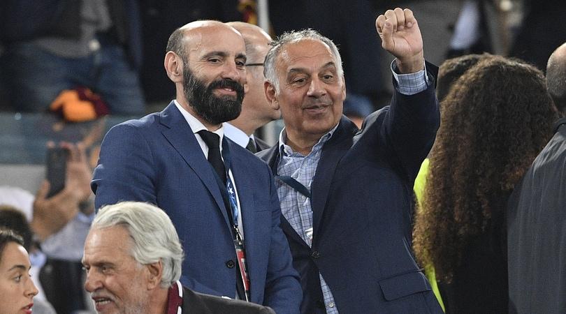 Roma, Monchi ha detto no a Inter e Milan