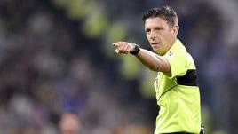 Serie A Lazio-Inter, dirige Rocchi. Napoli-Crotone: Banti