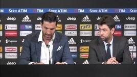 "Buffon: ""Non andrò in Nazionale"""
