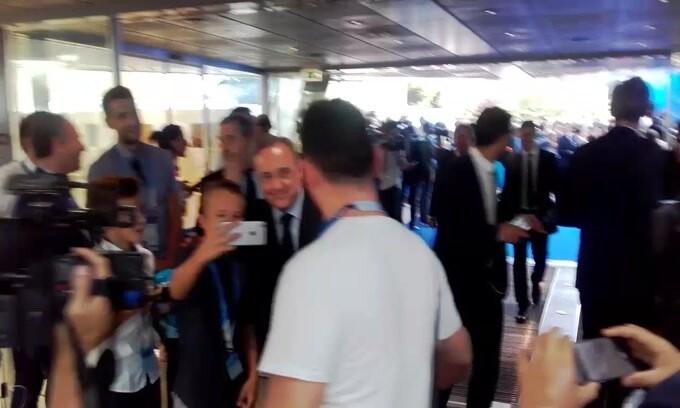 Alisson: la Roma respinge il Real Madrid