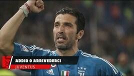 Juventus, Buffon annuncia l'addio ma potrebbe non smettere