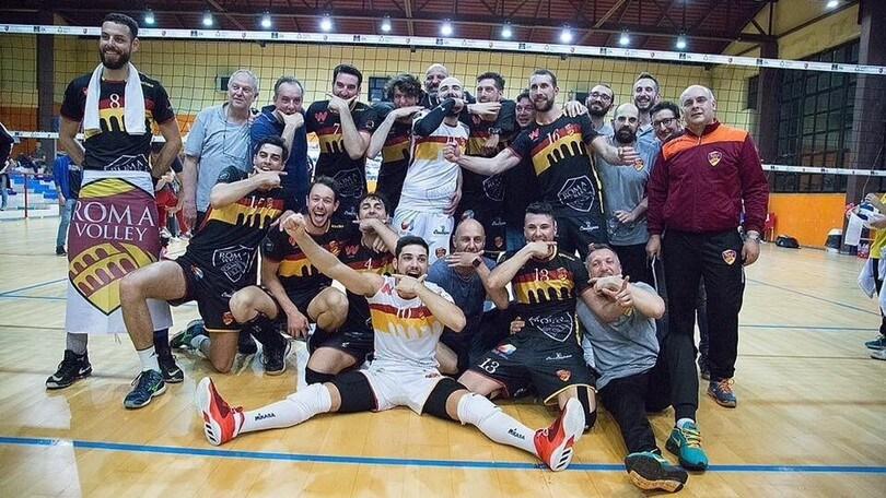 Volley: la Roma Volley ha conquistato la serie A2