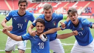 Europeo Under 17, Italia-Belgio 2-1: azzurrini in finale!