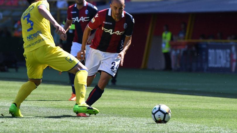 Serie A Bologna, affaticamento ai flessori per Palacio
