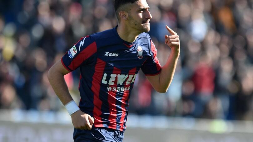 Serie A Crotone, Trotta: «Napoli? Daremo il massimo»