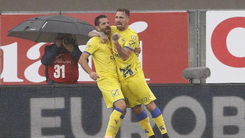 Serie A Chievo, poker di Pellissier nel test contro il S. Lucia Golosine