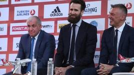 Eurolega, domani scattano le Final Four di Belgrado