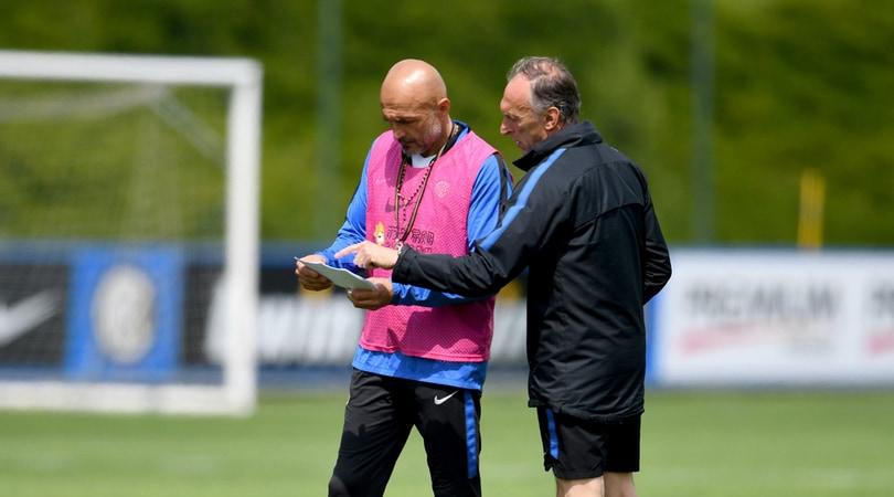 Inter, Spalletti con il dubbio Gagliardini o Vecino a centrocampo