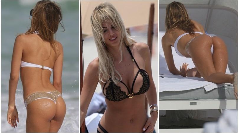 Melissa Castagnoli, la ex di Balotelli a Miami regala spettacolo