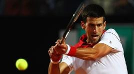Internazionali d'Italia,Novak Djokovic si qualifica ai quarti di finale