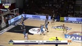 Vanoli Cremona-Umana Reyer Venezia Gara3