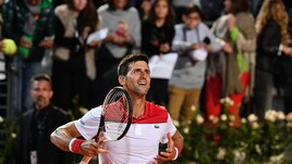 Tennis, a Roma Djokovic e Zverev verso le semifinali