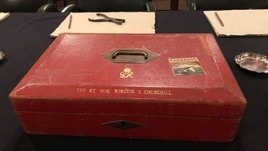 Il bunker di Churchill per l'uscita home video de L'Ora più Buia