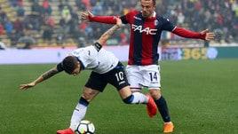 Serie A Bologna, Di Francesco e Mbaye parzialmente in gruppo