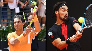 Internazionali d'Italia, Nadal batte Fognini e agguanta dopo quattro anni la semifinale