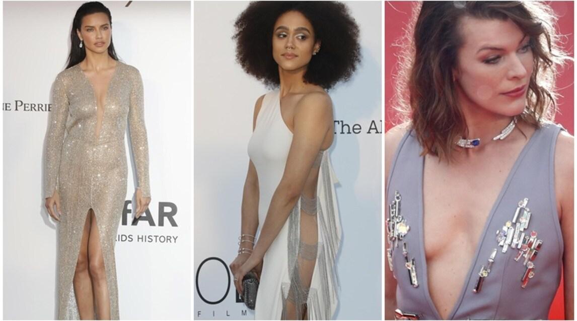 La ex fidanzata di Khedira e tante altre attrici si esibiscono sul red carpet di Cannes