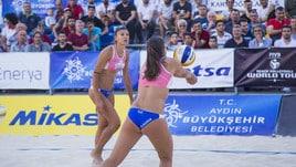 Beach Volley: due coppie italiane nel main draw di Aydin