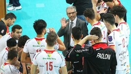 Volley: A2 Maschile, sulla panchina di Potenza Picena arriva Rosichini
