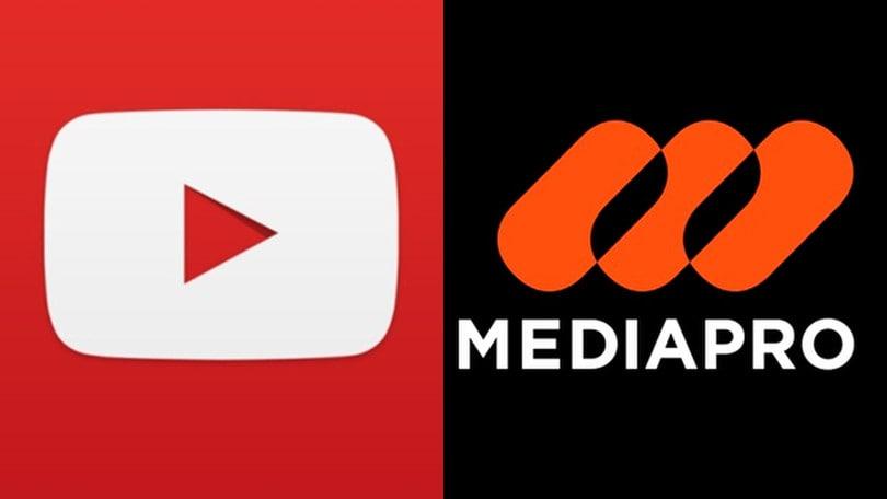 Accordo MediaPro e YouTube per il campionato brasiliano