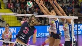 Volley: A1 Femminile, Valentina Zago torna a Scandicci