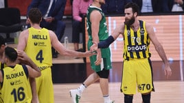 Final Four, Datome porta in finale il Fenerbahce