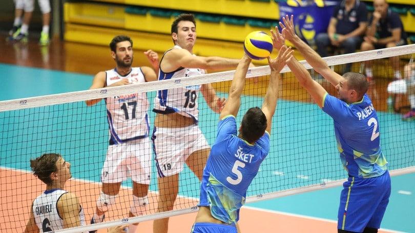 Volley: l'Italia si arrende all'Australia al tie break