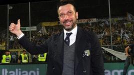 Calciomercato Parma, il tecnico D'Aversa rinnova fino al 2020