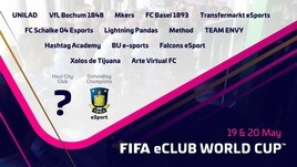 FIFA eClub World Cup: Obiettivo Playoff