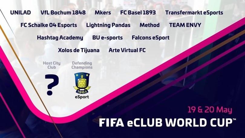 FIFA eClub World Cup: Obiettivo Playoff