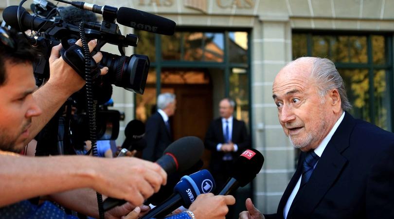 Blatter replica a Platini: «Nessun imbroglio a Francia '98»