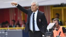 Serie A Bologna, Donadoni: «Futuro? Parlerò presto con Saputo»