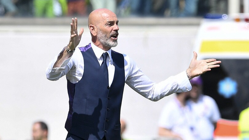 Serie A Fiorentina, Pioli: «Stagione positiva»